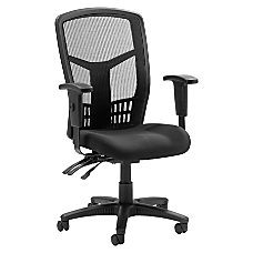 Lorell 86000 Series Executive Mesh High