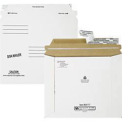 Quality Park Economy DiskCD Mailers DiscDiskette