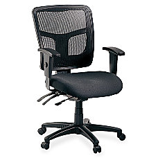 Lorell 86000 Series Mesh Back Managerial