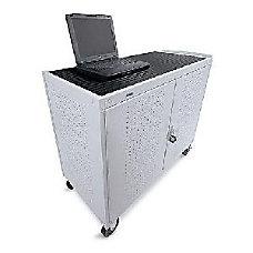 Bretford LAP24EULBA GM Welded Laptop Storage