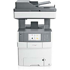 Lexmark X746DE Laser Multi Function All