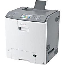 Lexmark C740 C748E Laser Printer Color