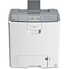 Lexmark C740 C748DE Laser Printer Color