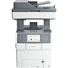 Lexmark X740 Color Laser All In