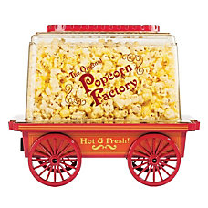 Brentwood PC 481 Vintage Wagon Popcorn