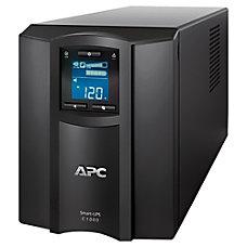 APC Smart UPS C 1000VA LCD