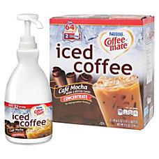 Coffee Mate Cafe Mocha Iced Coffee