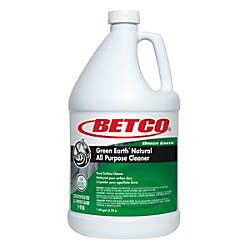 Betco Green Earth Natural All Purpose