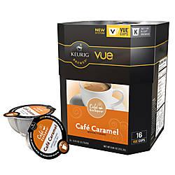 Cafe Escapes Cafe Caramel Vue Packs