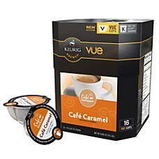 Cafe Escapes Cafe Caramel Vue Packs