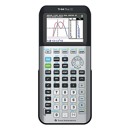 Texas Instruments Ti 84 Plus Ce Handheld Graphing
