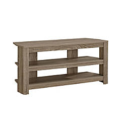 Monarch Specialties Engineered Wood TV Stand