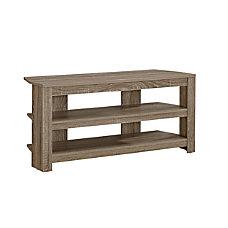 Monarch Specialties Engineered Wood TV Stand