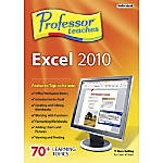 Professor Teaches Excel 2010 Download Version