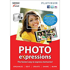 Photo Expressions Platinum 5 Download Version
