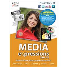 Media Expressions Platinum 3 Download Version