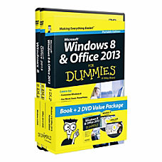 Windows 8 Office 2013 For Dummies