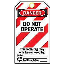 5 34 X3 DO NOT OPERATEPAPER