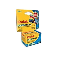 Kodak Gold Ultra 35mm Color Film