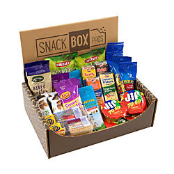 Snack Box Pros On The Go