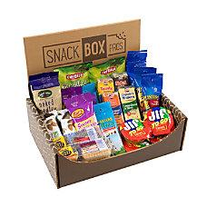 Snack Box Pros On The Go