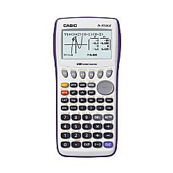 Casio FX 9750GIIWE Graphing Calculator