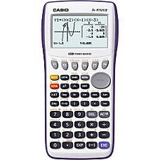 Casio FX 9750GIIWE Graphing Calculator