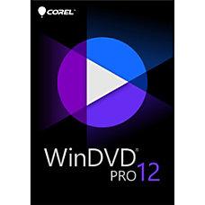WinDVD Pro 12 Download Version