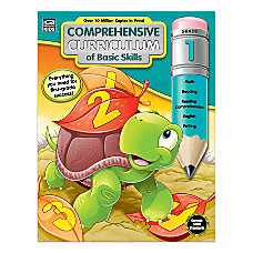 Thinking Kids Comprehensive Curriculum Of Basic