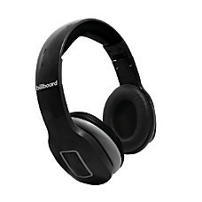 Billboard Bluetooth Over The Ear Headphones