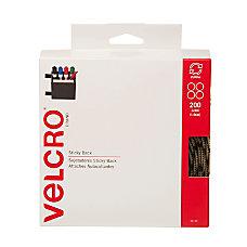 VELCRO Brand Dots 34 Beige Roll