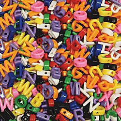 ChenilleKraft Upper Case Letter Beads Art