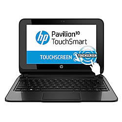 "HP Pavilion 10-e010nr TouchSmart Laptop Computer With 10.1"" Touch-Screen Display & AMD A4 Accelerated Processor"