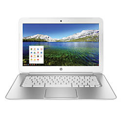 "HP Pavilion 14-q010nr Chromebook Laptop Computer With 14"" Screen & Intel® Celeron® Processor"