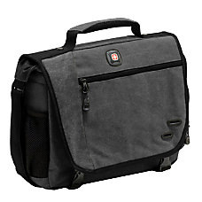 SwissGear Zinc Cotton Computer Briefcase For