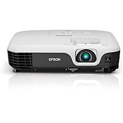 Epson® VS310 LCD Multimedia Projector
