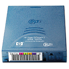 HP Super DLT II Data Cartridge