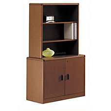 HON 10700 Series Radius Edge Bookcase