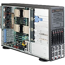 Supermicro SuperChassis SC748TQ R1K43B System Cabinet