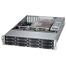 Supermicro SuperChassis SC826BA R920LPB System Cabinet