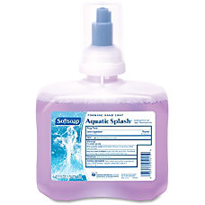 Softsoap Aquatic Splash Antibacterial Soap Aquatic