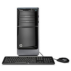 HP AMD Desktop Computers