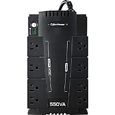 CyberPower CP550SLG UPS Standy Series