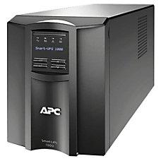 APC Smart UPS 1000VA LCD 120V