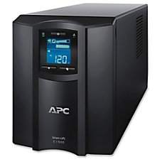 APC Smart UPS 1500VA Tower UPS