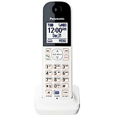 Panasonic Home Monitoring System Digital Handset