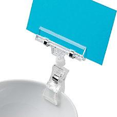 deflecto VersaGrip Sign Holder 31 x