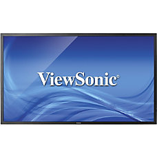 Viewsonic CDE5500 L Digital Signage Display