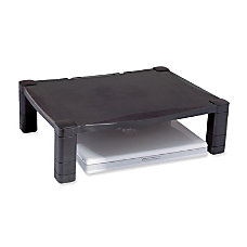 Kantek Single Platform Adjustable Monitor Stand