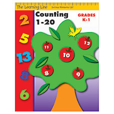 Evan Moor Learning Line Counting 1